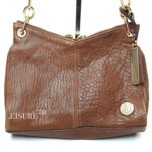 Vince Camuto Avin Crossbody Pebbled Leather